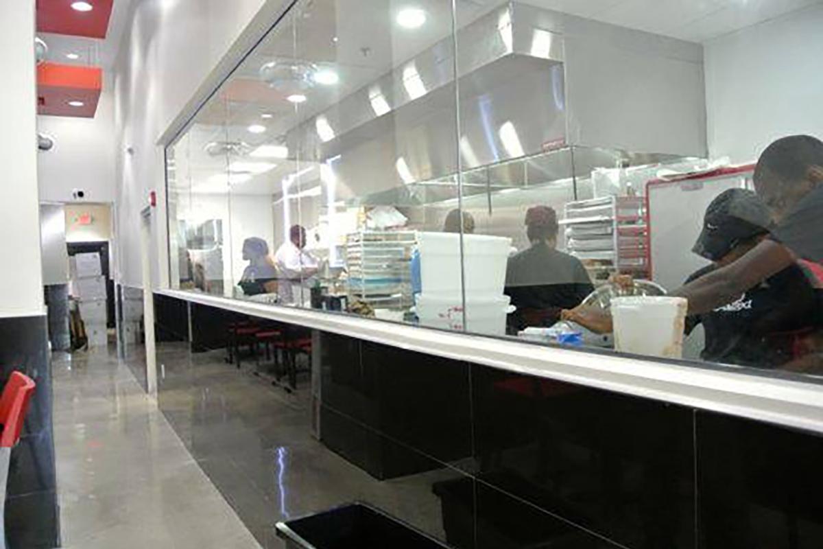 Glazed, The Doughnut Café